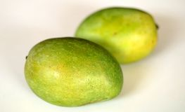 Indramayu Mango. Or Mangga Indamayu from Indramayu, West Java, Indonesia. It has a strong aroma with a little bit of strong sweet flavor stock photos