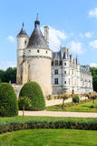 The Indre-et-Loire department of the Loire Valley in France. Royalty Free Stock Photos