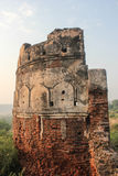 Indroda fort Royalty Free Stock Photo