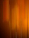 Indruk in sinaasappel Stock Afbeelding