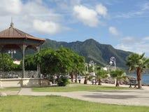 Indruk van Guadeloupe royalty-vrije stock fotografie