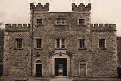 Indrukken van Cork, Ierland stock foto