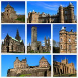 Indrukken van Schotland Stock Afbeeldingen
