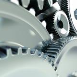 Indústria da engrenagem Imagem de Stock