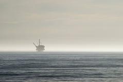 Indústria petroleira Fotos de Stock Royalty Free