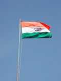 indu bandery Zdjęcia Royalty Free