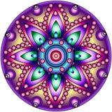 indu ornament Zdjęcie Stock
