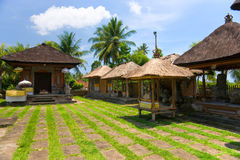 Indu temple in Ubud, Bali, Indonesia. Royalty Free Stock Photography