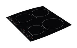 Induction hob Royalty Free Stock Photography