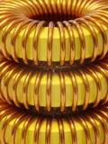 Inductors Royalty Free Stock Photo
