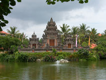 induistsky ναός του Μπαλί Ινδονησί&alpha Στοκ Φωτογραφία