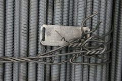 induit attaché vers le haut du fil image libre de droits