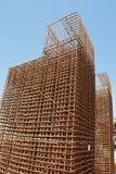 Induit de construction pour la reconstruction de route photographie stock