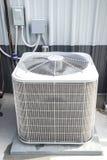 Industerial空调器,安装 库存图片