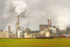 Загрязнение Industial Стоковые Фото