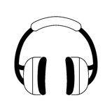 Industial earmufss equipment Royalty Free Stock Image