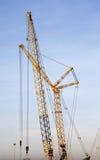 Industrail crane Stock Image