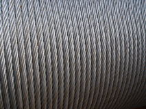 Industrail wire background Royalty Free Stock Images