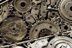 Industriële abstracte achtergrond Royalty-vrije Stock Afbeeldingen