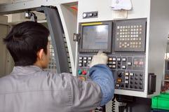 Industriële afstandsbediening Stock Foto