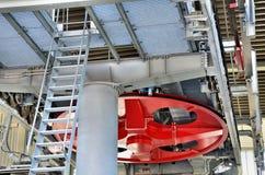Industriële apparatuur Royalty-vrije Stock Foto's
