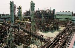 Industriële architectuur royalty-vrije stock afbeeldingen