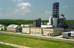 Industriële architectuur Royalty-vrije Stock Afbeelding