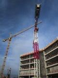 Industriële bouw Royalty-vrije Stock Foto