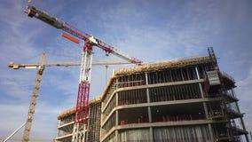 Industriële bouw Stock Afbeeldingen