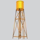 De Toren van het water royalty-vrije illustratie