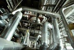 Industriële conceptenachtergrond Stock Afbeeldingen