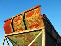 Industriële container stock afbeeldingen