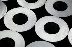 Industriële delen Stock Foto's