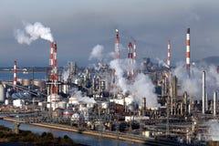 Industriële Dstrict Royalty-vrije Stock Foto's