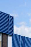Industriële eenheid Stock Foto