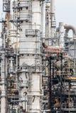 Industriële elektrische centrale royalty-vrije stock afbeelding