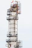 Industriële elektrische centrale royalty-vrije stock foto