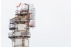 Industriële elektrische centrale royalty-vrije stock foto's
