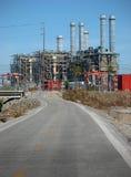 Industriële fabriek Stock Afbeeldingen