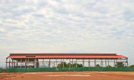 Industriële fabriek Royalty-vrije Stock Fotografie