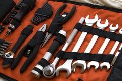 Industriële hulpmiddeluitrusting stock afbeeldingen