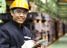 Industriële ingenieur Royalty-vrije Stock Foto's