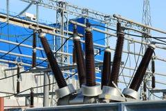 Industriële isolatie Royalty-vrije Stock Foto's