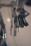 Industriële Keuken 001 Stock Afbeelding