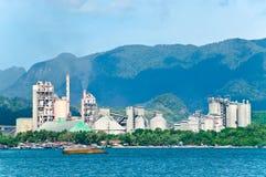 Industriële Langkawi - Royalty-vrije Stock Fotografie