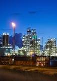 Industriële lichten Stock Foto's