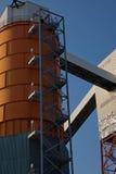 Industriële Lijnen Stock Foto