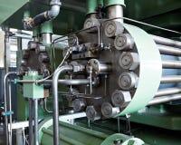 Industriële machine Royalty-vrije Stock Afbeelding