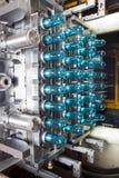 Industriële machine Stock Fotografie