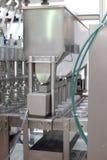 Industriële machine - detail Royalty-vrije Stock Afbeeldingen